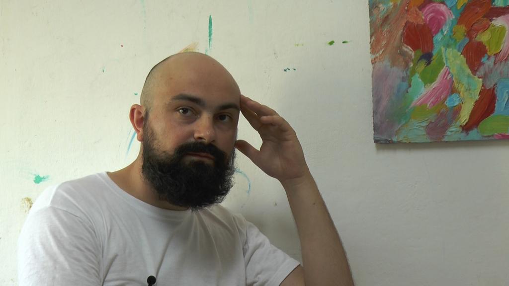 Federico Vecchi intervista Talkingart
