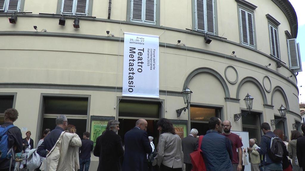 Forum a Prato