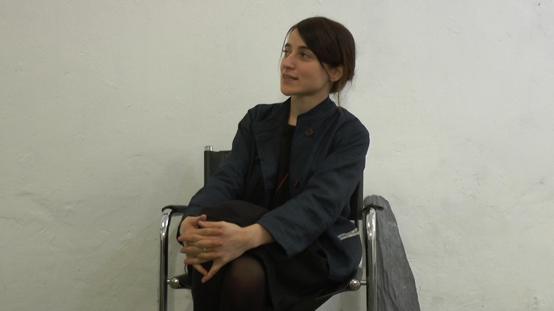 Sophie Ko TalkingArt