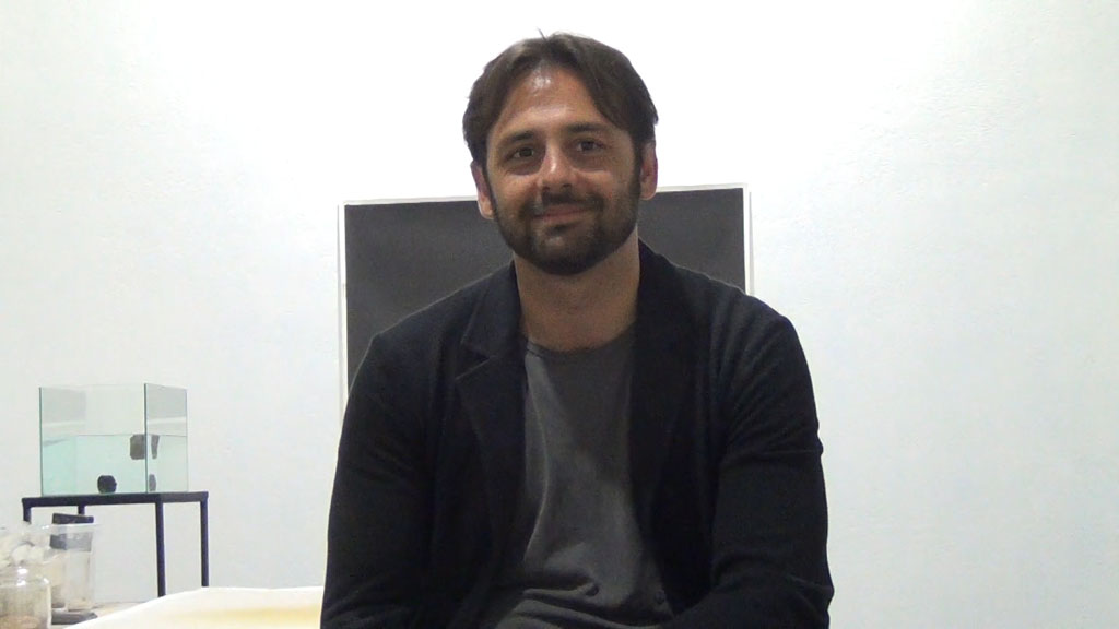 Luca Cutrufelli TalkingArt