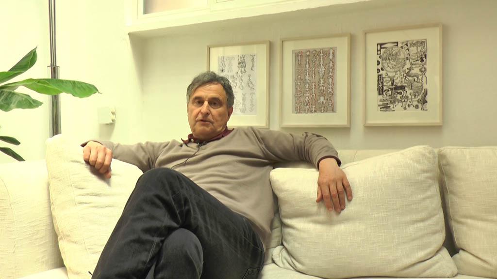 Alberto Mugnaini TalkingArt